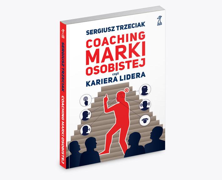 coaching marki osobistej, sergiusz trzeciak, projekt okładki, tomasz sobiak, grafik