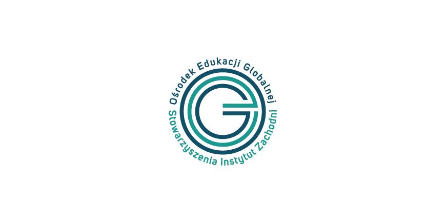 logo, logotyp, znak, identyfikacja wizualna, ośrodek edukacji globalnej, branding
