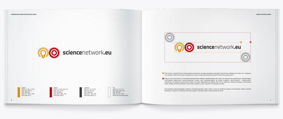 logotyp, logo, serwis internetowy, www, projektowanie, szczecin, zachodniopomorskie, transfer technologii, zptt, sciencenetwork.eu, park naukowo-technologiczny