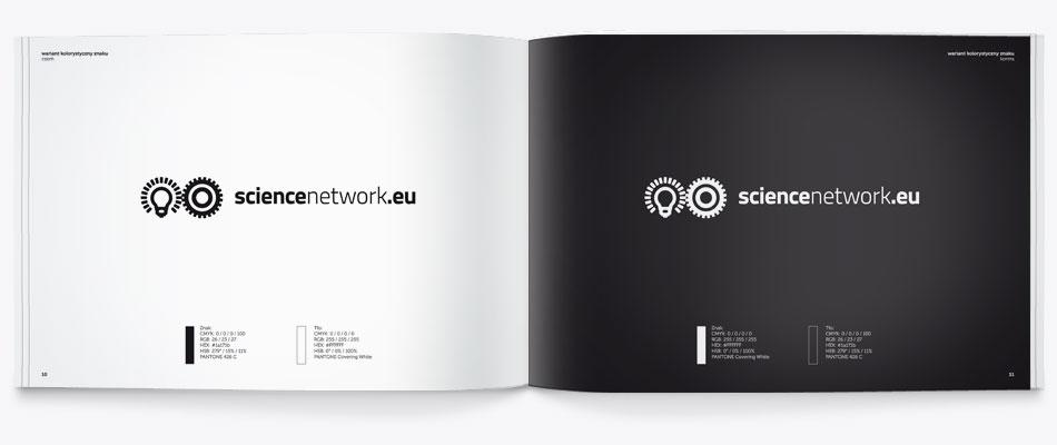 projektowanie graficzne, logo, logotyp, serwis internetowy, www, szczecin, zachodniopomorskie, transfer technologii, park naukowo-technologiczny, pomorze zachodnie, zptt, sciencenetwork.eu