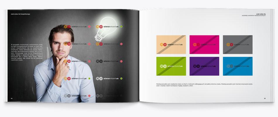 projektowanie graficzne, logo, logotyp, serwis www, agencja reklamowa, szczecin, zachodniopomorskie, transfer technologii, park naukowo-technologiczny, pomorze zachodnie, zptt, sciencenetwork.eu