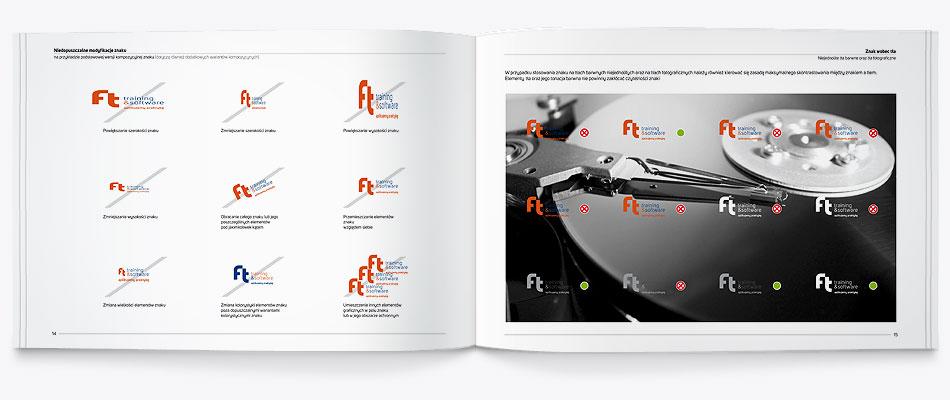 księga znaku, brandbook, CI book, identyfikacja wizualna