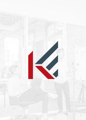 Kuźnia Ekspertów / logo i księga znaku