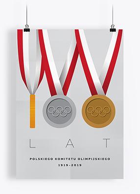 100 lat Polskiego Komitetu Olimpijskiego