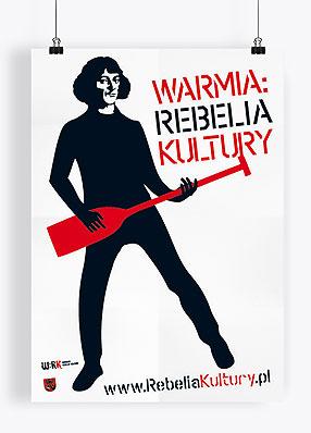 Warmia: Rebelia Kultury